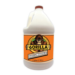 Gorilla  Light Tan  Wood Glue  1 gal.