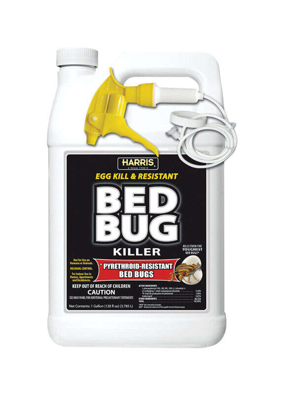 Harris  Egg Kill & Resistant  Liquid  Insect Killer  1 gal.