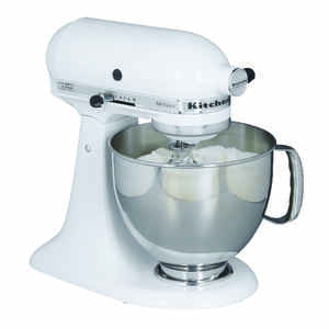 KitchenAid  White  5 qt. 10 speed Stand  Mixer