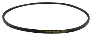 Mitsuboshi  General Utility V-Belt  0.5 in. W x 54 in. L For All Motors