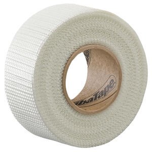 ADFORS  FibaTape  150 ft. L x 2 in. W Fiberglass Mesh  White  Self Adhesive Drywall Tape