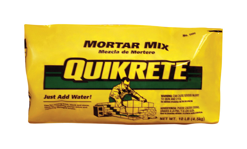 Quikrete  Mortar Mix  10 lb.
