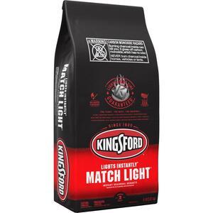 Kingsford Match Light Premium Blend Charcoal Briquettes 8