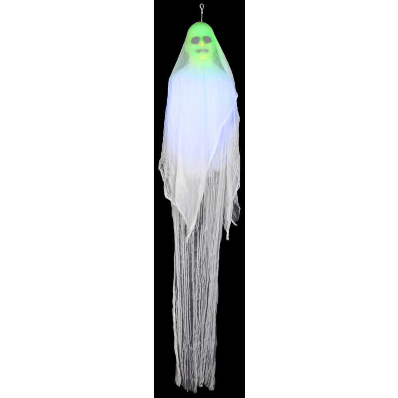 Gemmy  Hanging Crying Phanthom  Lighted Halloween Decoration  14-7/16 in. H x 17 in. W x 12-1/2 in.