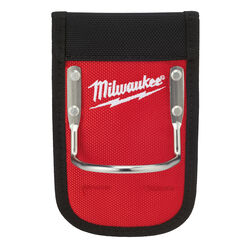 Milwaukee  Metal/Nylon  Hammer Loop  7 in. L x 1 in. H Red
