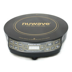 NuWave  1 burners Plastic  Table Top Burner