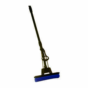 Rubbermaid  12 in. W Roller Sponge  Mop