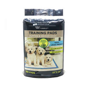 Animal Planet  Dog  30 pk Small  Disposable Pet Waste Pads  Polymer