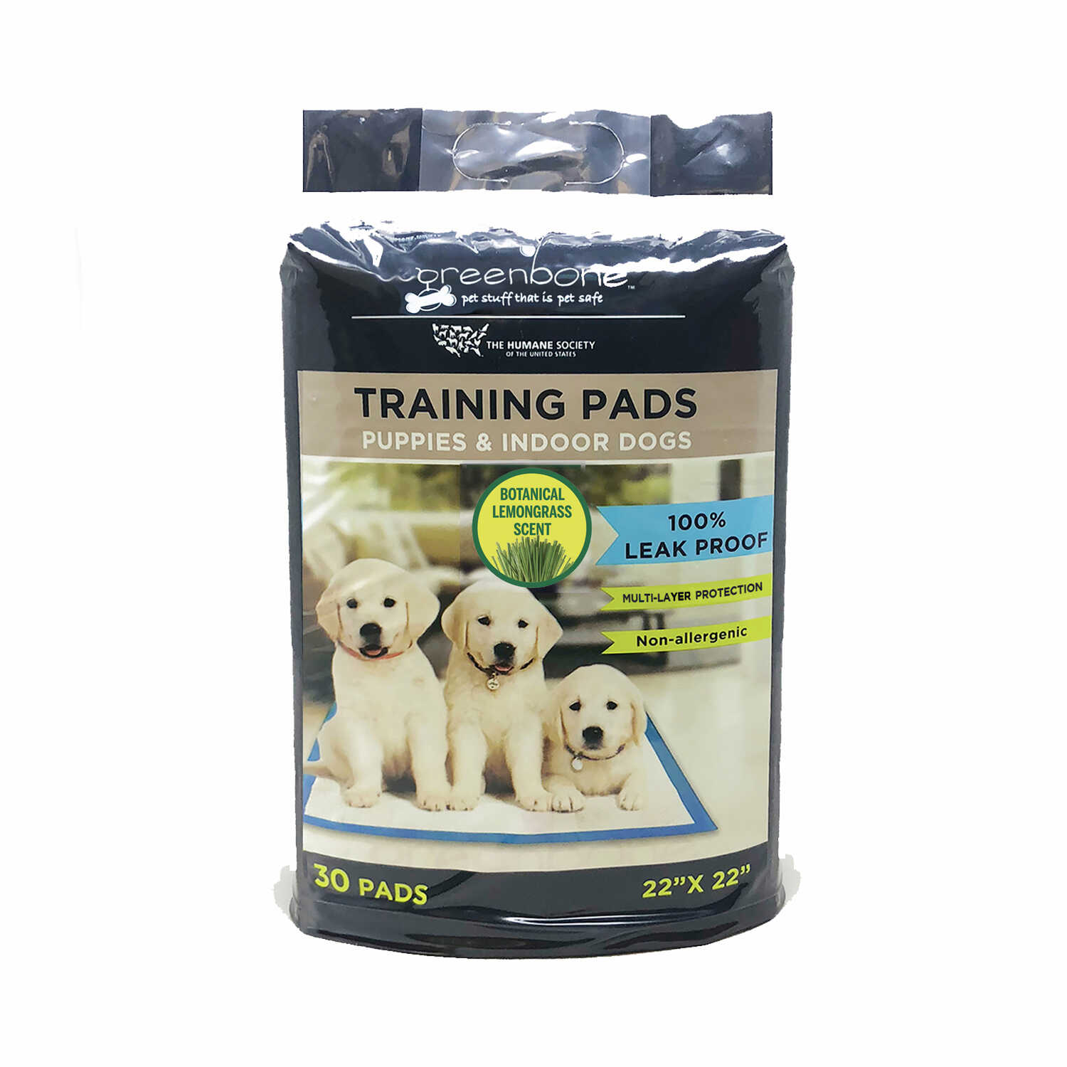 Animal Planet  Polymer  Disposable Pet Waste Pads  30 pk