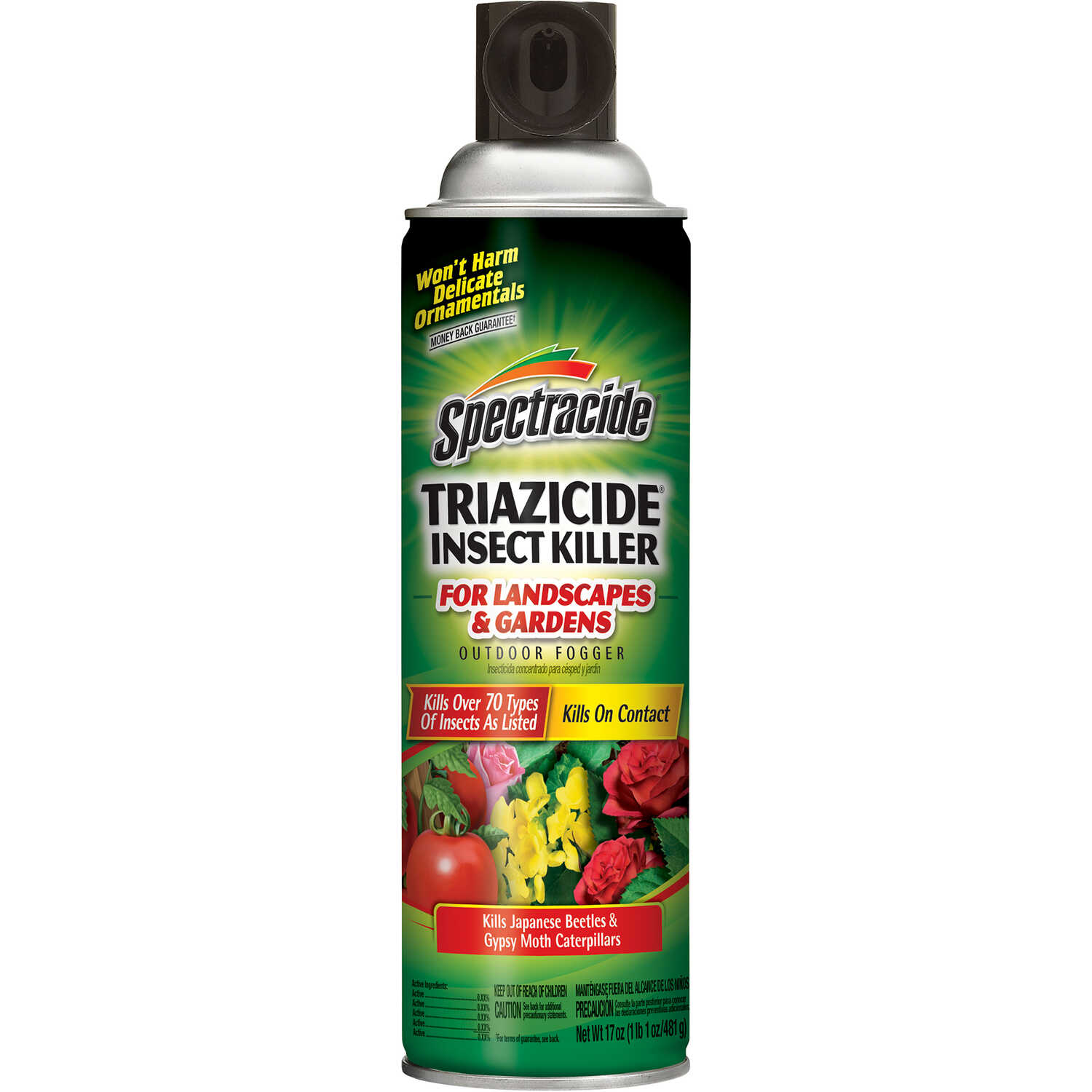 Spectracide  Triazicide for Landscapes & Gardens  Insect Killer for Lawns  16 oz.