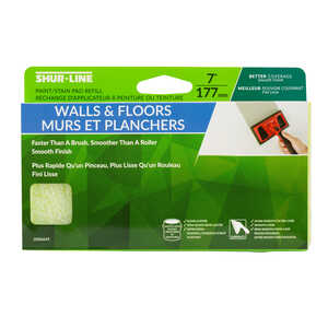 Shur-Line  Refill 7 in. W Paint Pad  For Flat Surfaces