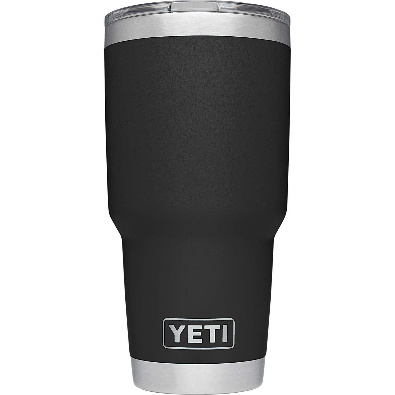 Yeti Rambler 30 Oz Black Bpa Free Tumbler With Magslider Lid Ace Hardware