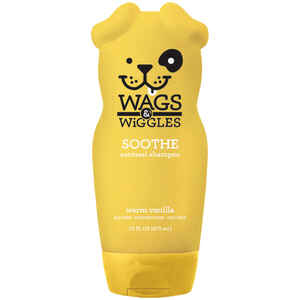 Wags & Wiggles  Fetch  For Dog Yellow  Shampoo  16 oz.