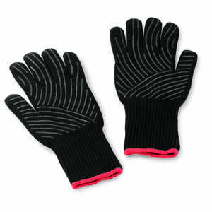 Weber  High-Temperature Premium  Cotton  BBQ Glove Set