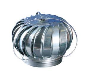 air vent 13 in h x 19 in w x 19 in l - Roof Turbine
