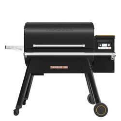 Traeger  Timberline 1300  Wood Pellet  Freestanding  Grill  Black