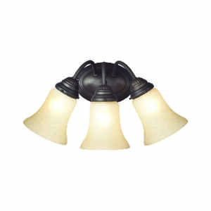 Westinghouse  3  Oil Rubbed Bronze  Wall Sconce