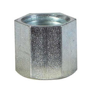 Billco  1/4 in. FPT  Galvanized Steel  Cap