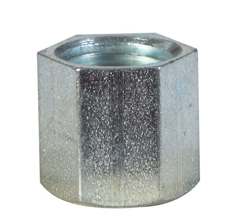 Billco  1/4 in. FPT   Galvanized  Cap
