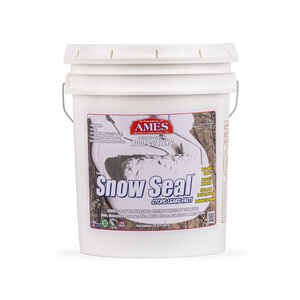 Ames  Smooth  Snow  Acrylic Latex  Roof Coating  5 gal.