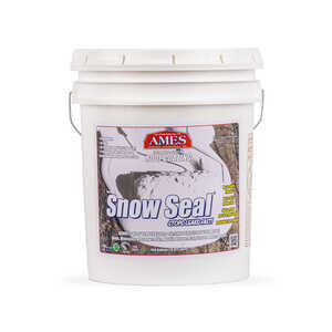 Ames Research Laboratories Inc.  Smooth  Snow  Acrylic Latex  Roof Coating  5 gal.
