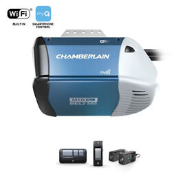 Chamberlain  MyQ  1/2 hp Belt Drive  WiFi Compatible Garage Door Opener