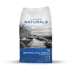 Diamond  Naturals  Beef and Rice  Dog  Food  40