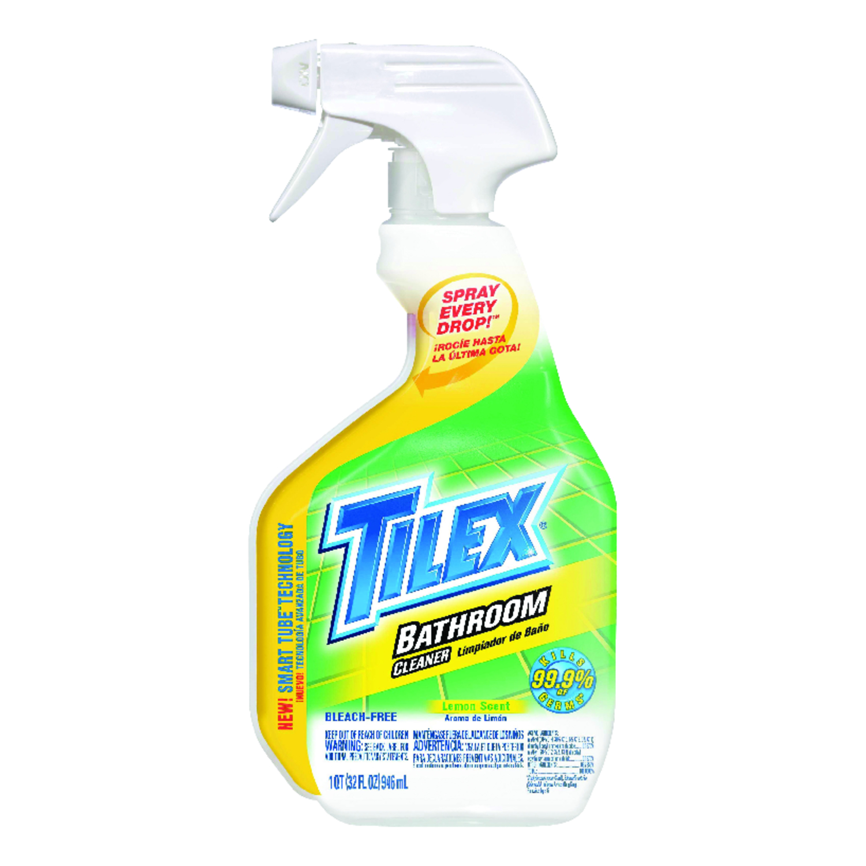 Tilex Lemon Scent Bathroom Cleaner Oz Liquid Ace Hardware - Bathroom cleaner liquid