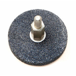 Forney  2 in. Dia. x 1/4 in.  Mounted Grinding Wheel  1 pc.