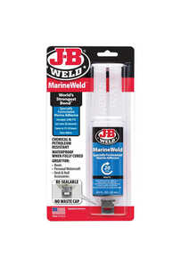 J-B Weld  Marine Weld  High Strength  Liquid  Marine Adhesive and Sealant  0.85 oz.