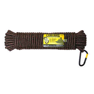 Wellington  75 ft. L x 3/8 in. Dia. Diamond Braided  Poly  Camouflage  Rope