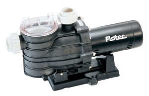 Flotec  Pool Pump  16 in. H x 27 in. L x 13 in. W