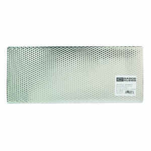 Range Kleen  8.5 in. W x 20 in. L Textured  Silver  Recycled Paper  Serving Plank
