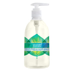 Seventh Generation  Free and Clean  Fragrance Free Scent Liquid Hand Soap  1