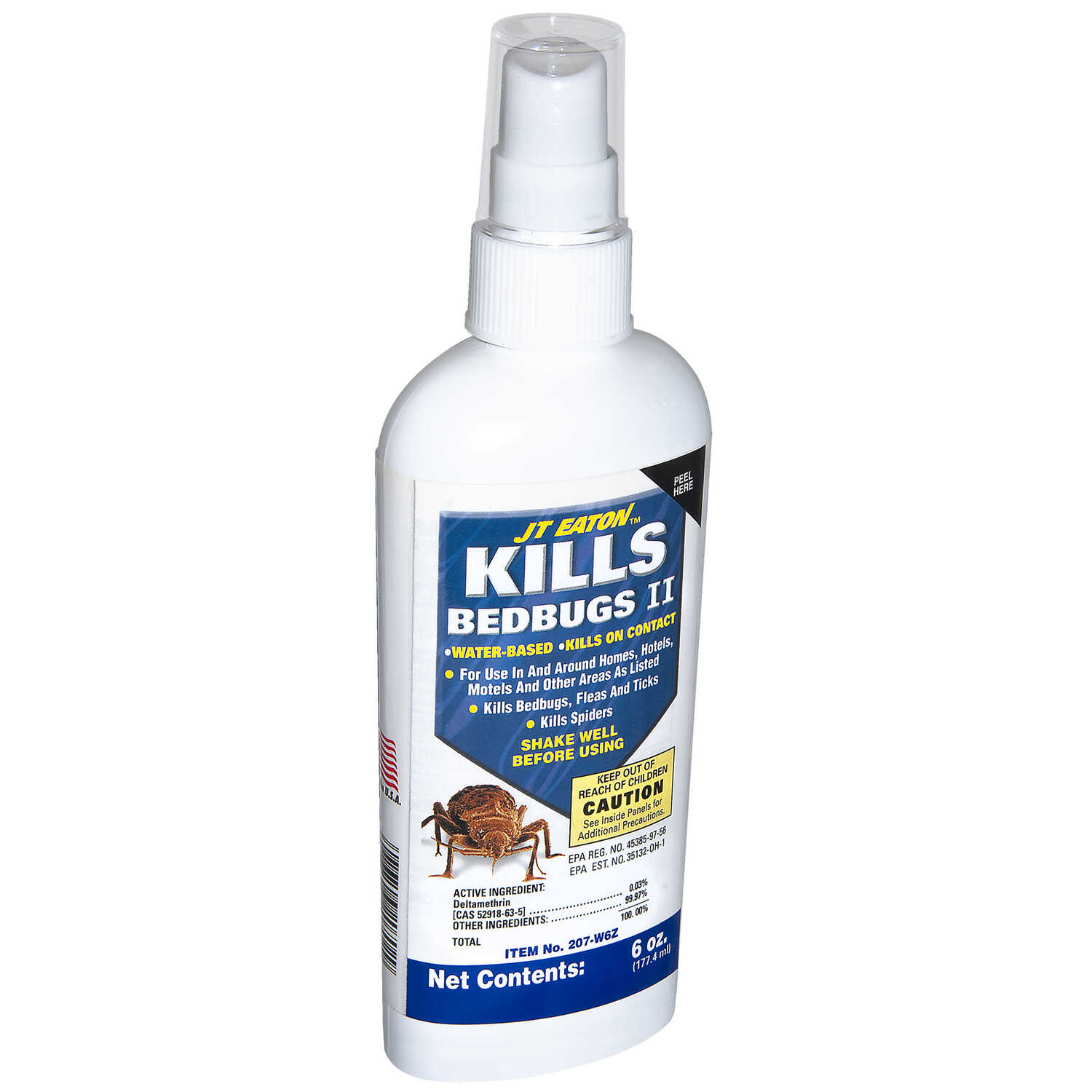 JT Eaton  KILLS II  Insect Killer  6 oz.