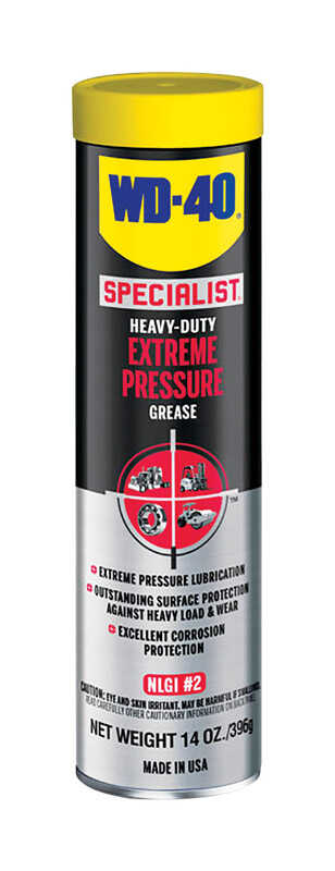 WD-40  General Purpose  Extreme Pressure Grease  14 oz.