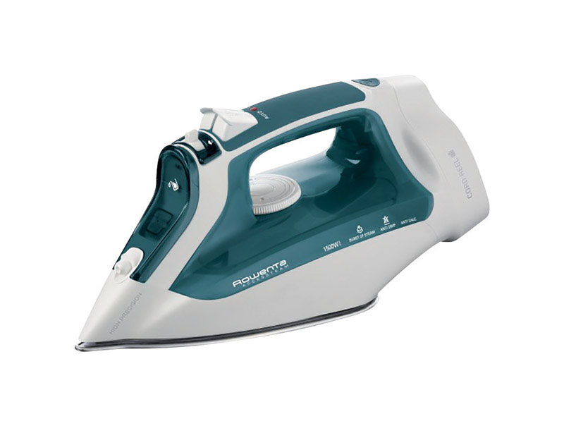 Rowenta  AccessSteam Cord Reel  8.45 oz. Steam Iron