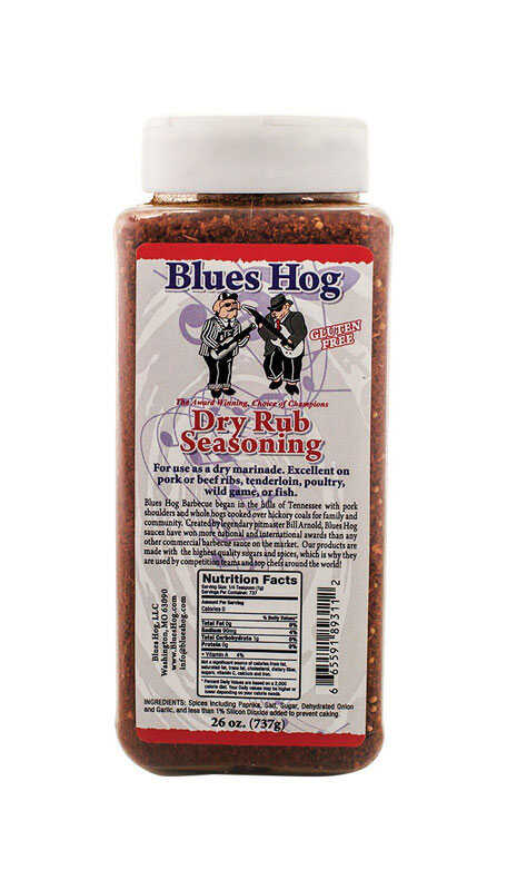 Blues Hog  All Purpose  Seasoning Rub  26 oz.