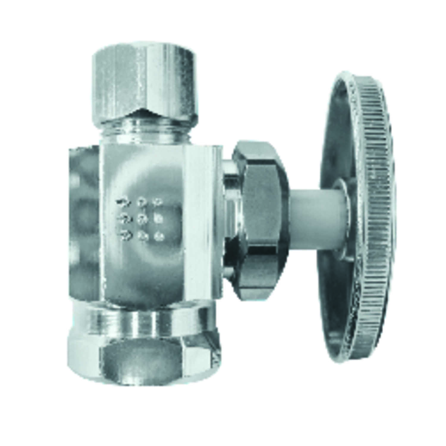 Ace  Brass  Shut-Off Valve