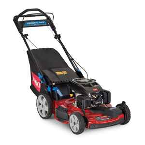 Toro  Personal Pace  22 in. W 159 cc Self-Propelled  Mulching Capability Lawn Mower