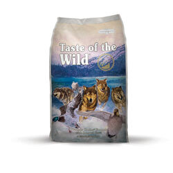 Taste of the Wild  Wetlands  Duck  Dog  Food  Grain Free 5 lb.