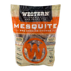 Western  Mesquite  Cooking Chunks  549 cu. in.