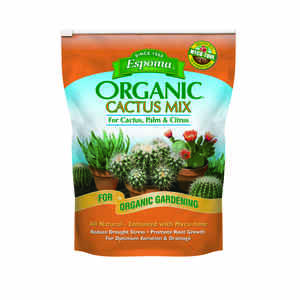 Espoma Organic  Cactus Mix  Organic Potting Mix