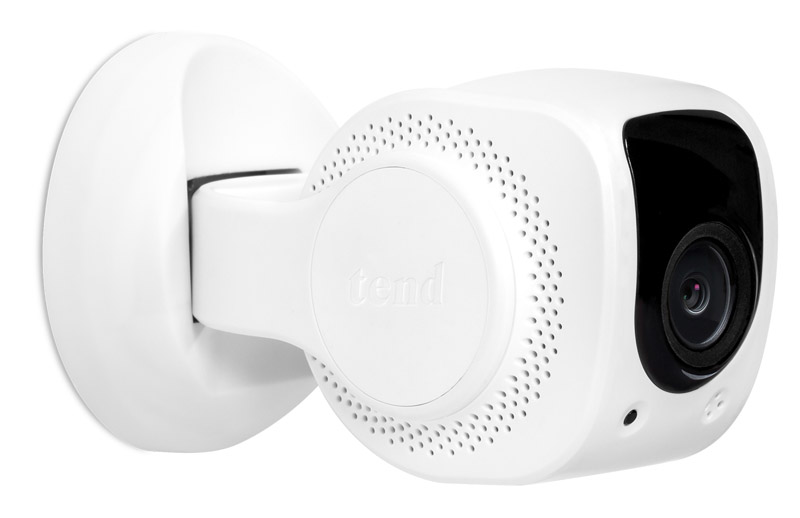 Tend Secure  Lynx Indoor 2  White  Security Camera
