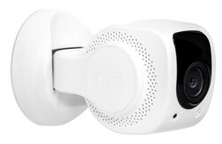 Tend Secure  Lynx Indoor 2  Plug-in  Indoor  White  Security Camera