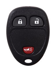 Duracell  Renewal KitAdvanced Remote  Automotive  Replacement Key  CP112  Double sided For GM