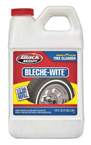 Black Magic  Bleche Wite  Tire Cleaner  64 oz.