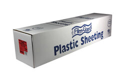 Berry Plastics  Film-Gard  Plastic Sheeting  6 mil  x 24 ft. W x 100 ft. L Polyethylene  Black