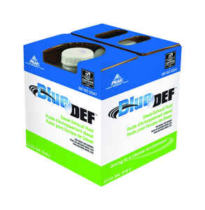 Peak  Blue DEF  Diesel  Exhaust Fluid  2.5 gal.