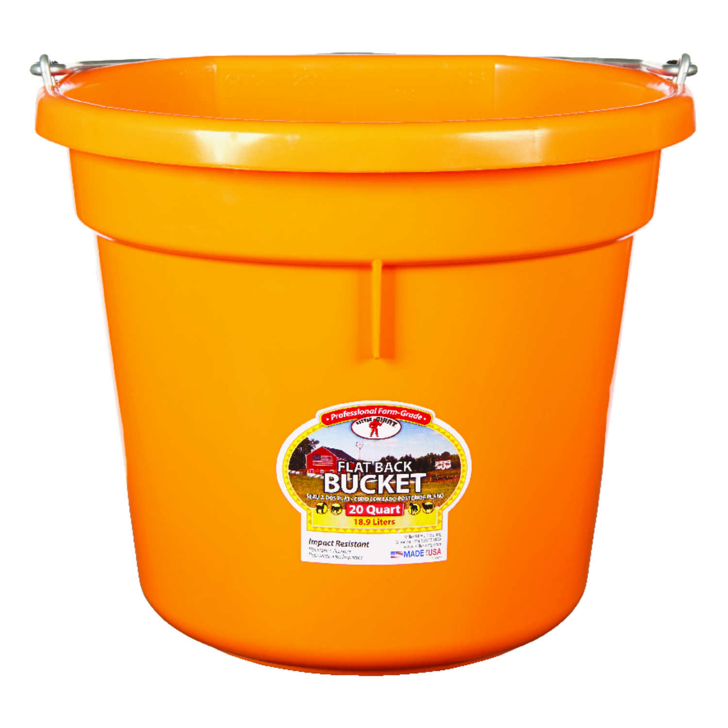 Little Giant  20 qt. Bucket  Prange